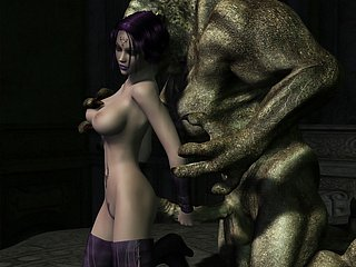 shemales with big monster cocks