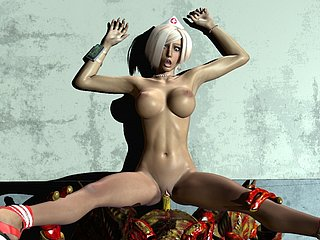 topless little girls toons